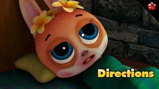 DIRECTION Banu+Bably Story (Teaser)♥ New malayalam cartoon for children after manjadi pupi and kathu