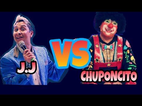 Xxx Mp4 CHUPONCITO VS EL JJ DUELO DE TITANES 3gp Sex