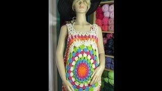 Crochet Bikini Coverup - with Ruby Stedman