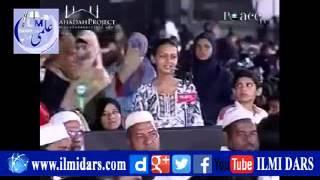 An argument between Hindu Girl and Zakir Naik