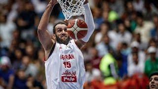 2016 Iran Basketball Natioan Team FIBA Asia Challenge Top 10 Plays