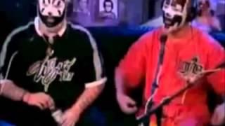 Rare Slipknot interview - ICP fight