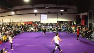Dallas Liu and Andrew Franklin vs Brian Le and Andy Le