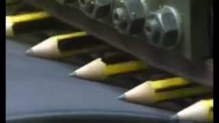 كيف تصنع اقلام الرصاص
