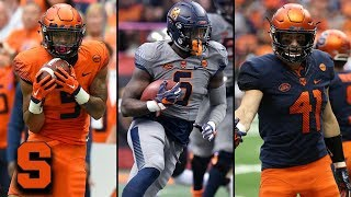 Top 3 Breakout Candidates | Syracuse Football 2018