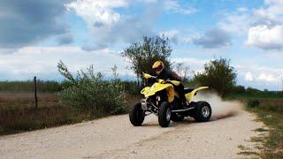 Suzuki LTZ 400 ATV Offroad