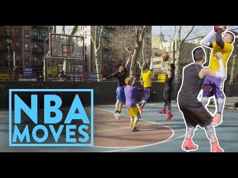 NBA SIGNATURE MOVES 6 Kobe s Greatest Moves