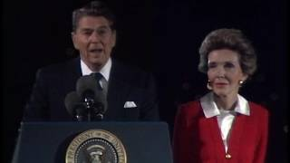 President Reagan's Address to the Nation on Independence Day on July 4, 1986