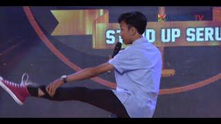 Fajar: Anak Muda Sombong (SUPER Stand Up Seru eps 201)