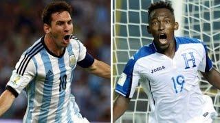 Full Match - Argentina vs Honduras HD 720p - International Friendly | 27.05.2016