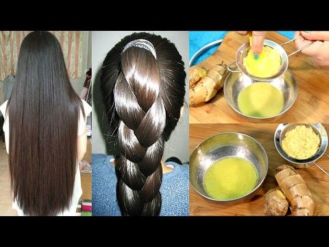 How To Get Super Long Hair, Thicker Hair, Silky Hair - Hair Growth Treatment