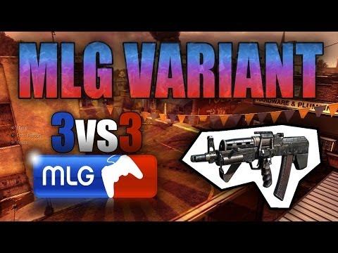 3vs3 MLG Variant - Blitz En Warhawk - CoD Ghosts