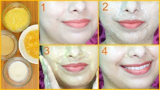 How to Do Facial At Home to Get Fairer & Glowing Skin | Demonstration