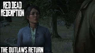 Red Dead Redemption Walkthrough: Mission 48 The Outlaws Return