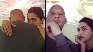 Deepika Padukone Bags a film with Hollywood Superstar Vin Diesel