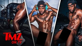 Milan Christopher Goes Full Frontal For Paper Magazine | TMZ TV
