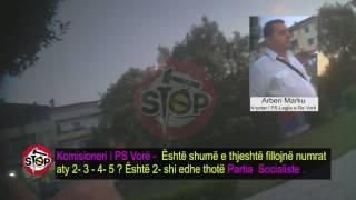 Stop - Blerja e votes ne Vore! (24 qershor 2017)