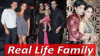 Real Life Family of Rishton Ka Chakravyuh Actors