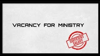 Vacancy for Ministry -Telugu Christian short film