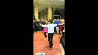 Persian dance by Iraninan students of university of Kentucky Norouz 1394