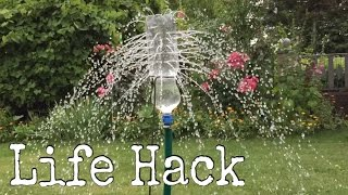 Life Hack with Plastic Bottle - How to Make a Garden Irrigation System