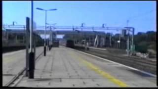 Deltic At Speed - Cheddington  14 July 1999