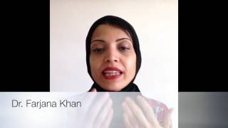 Shhhh! No it's not okay if the Imam molests me! |Dr. Farjana Khan
