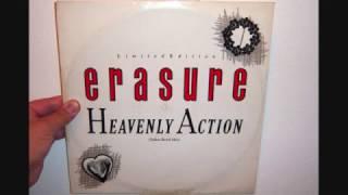 Erasure - Heavenly action (1985 Yellow brick mix)