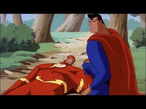 Superman & The Flash vs Weather
