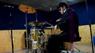 Will Smith - Black Suits Comin' (Nod Ya Head) -Drums Cover
