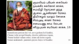 Shanmuga Kavasam Full with Lyrics.