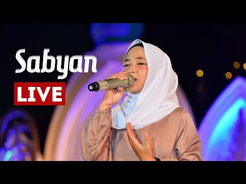 Download NISSA SABYAN - ROHMAN YA ROHMAN [LIVE] Cover by SABYAN GAMBUS free