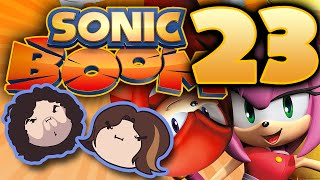 Sonic Boom: The Roasted Landweiners - PART 23 - Game Grumps