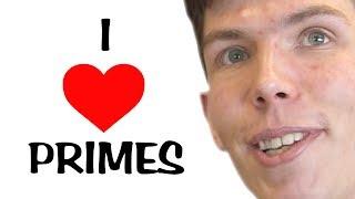 Love Prime Numbers - Numberphile