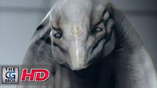 """CGI Futuristic Sci-Fi Short Film HD: """"R"""