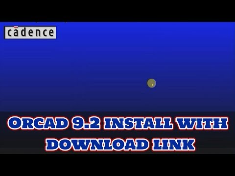 Xxx Mp4 How To Install Orcad 9 2 With Download Link 3gp Sex