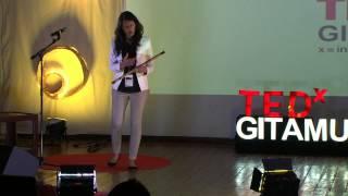 The Flute and the magic around it | Rasika | TEDxGITAMUniversity