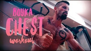 Boyka's Chest Workout - Undisputed 4