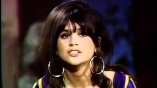 Linda Ronstadt &  johnny cash  i never will marry johnny cash show 1969