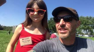 A day at the 2017 SOFA quadstate blacksmith event
