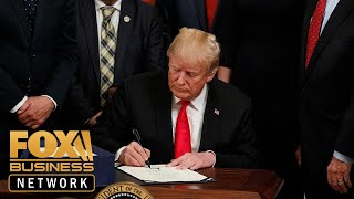 Trump delivers remarks, signs executive order on health care transparency