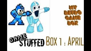 My Retro Game Box 1: April