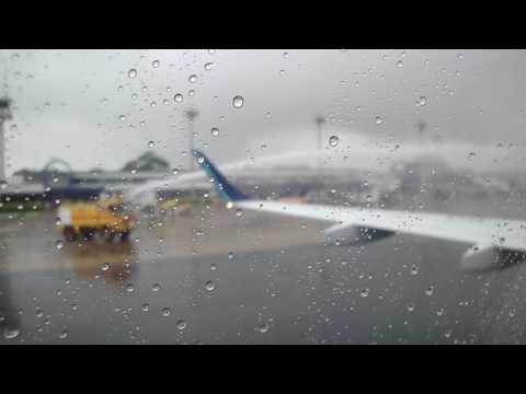 Voo inaugural Azul Linhas Aéreas em Goiânia