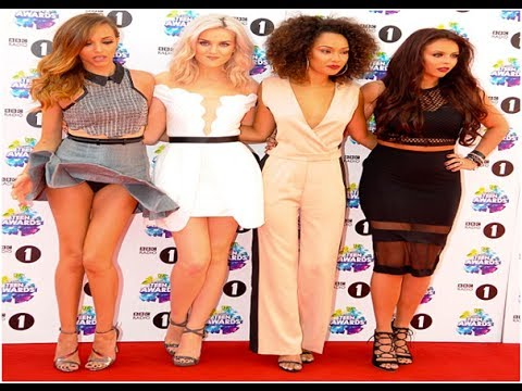 Little Mix s Jade Thirlwall Flashes Her Knickers