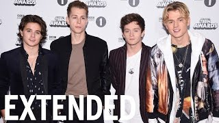 The Vamps On The Biggest Challeneges With Fame | EXTENDED