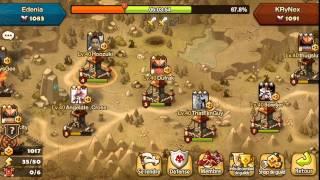 Summoners War - GVG trucs et astuces