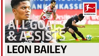 Leon Bailey - All Goals and Assists 2017/18
