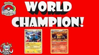 The Best Pokemon Deck in the World (2011) (How Emboar Won the World Championships!)