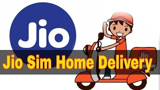[Hindi] Jio Sim Home Delivery Start,Online Form, Simple & Easy Step, Fast Delivery