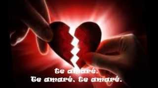 Laura Pausini-Te amaré (Letra)